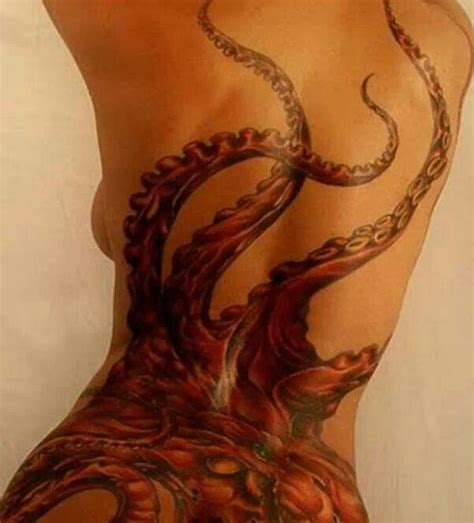 tattoo nightmares octopus 392 best awesome tattoos images on pinterest tattoo