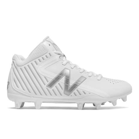 New Balance Rushlx new balance rushlx s cleats shoes white silver
