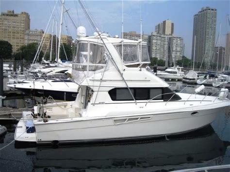 used boat motors chicago 2000 silverton 42 convertible boat for sale 42 foot 2000