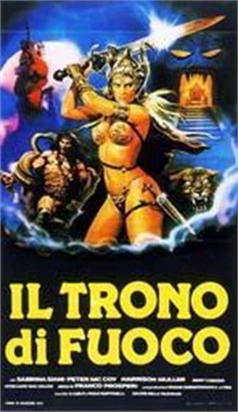 el trono de fuego el trono de fuego 1983 filmaffinity