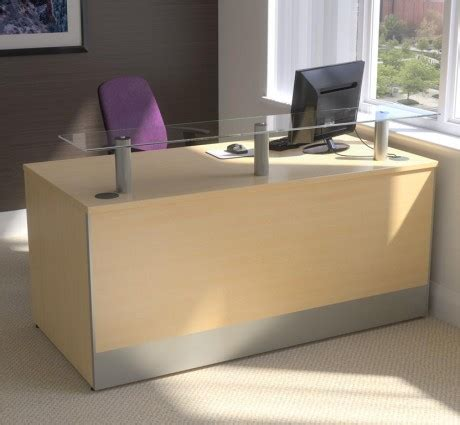 Small Receptionist Desk X Range Small Reception Desk Office Furniture Systems