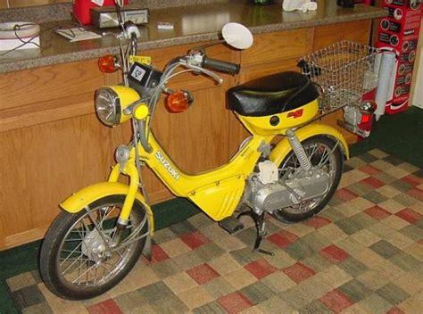 1983 Suzuki Fa50 1983 Suzuki Fa50 Yellow Moped Photos Moped Army