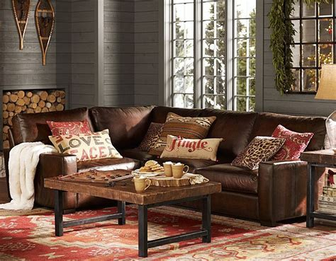 best pottery barn leather sofa 209 best images about pottery barn on leather