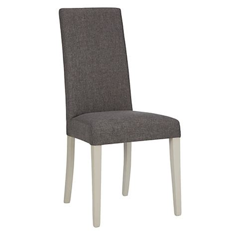 lewis alba lydia dining chair soft grey new rrp 163 85