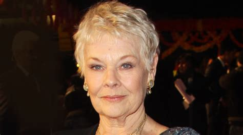 judi dench haircut how to judi dench hairstyle hairstyles ideas