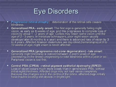 pomeranian cataracts genetic disorders pomeranian