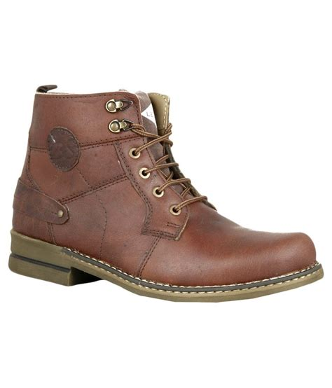 fog boots fog brown boots price in india buy fog brown