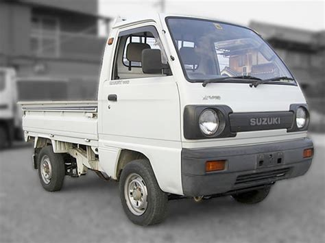Suzuki Carry Club Suzuki Carry Mini Truck 4x4 G 233 N 233 Ral Club Civic