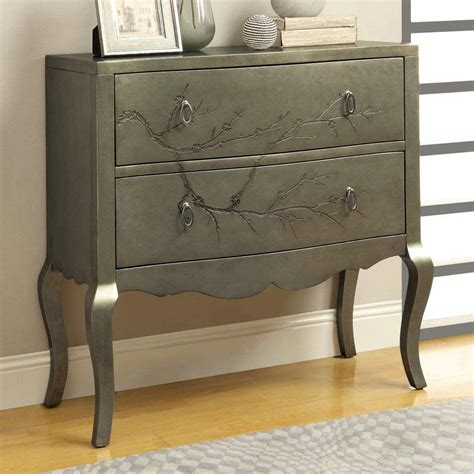 accent tables and chests accent cabinets 2 drawer cherry blossom tree cabinet with