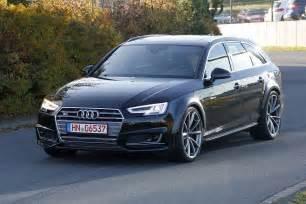 Pictures Of Audi Rs4 2018 Audi Rs4 Avant Test Mule Gtspirit