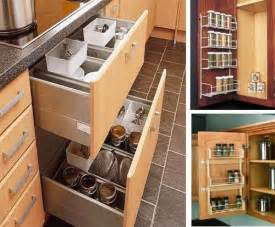Storage Ideas For Kitchen Cabinets by Creative Diy Storage Ideas For Small Spaces And Apartments