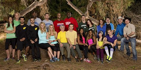 police for polytics movie stars for survivor project the amazing race all stars cast meet the 11 teams of