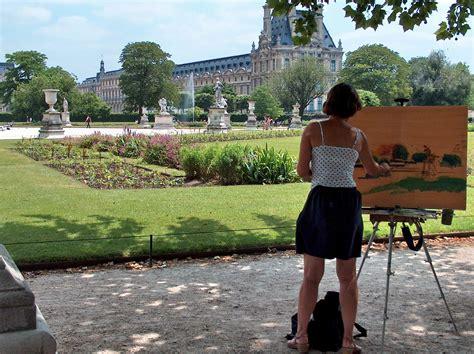 giardini di tuileries parigi giardini di tuileries l artista sconosciuta