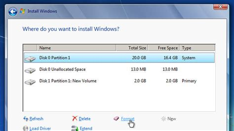 format hard disk before installing windows 7 how to erase and format a hard drive lifehacker australia