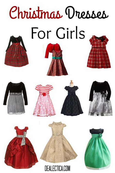 beautiful christmas dresses for girls