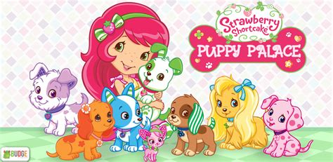 strawberry shortcake puppy palace strawberry shortcake puppy palace pet salon dress up for ca