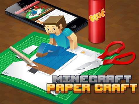 Minecraft Papercraft Studio Free - minecraft ios apps get updated with 26 free mobs