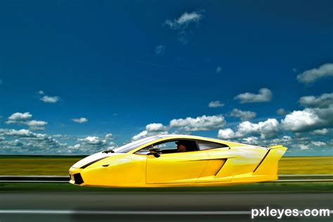 future lamborghini flying flying car photoshop contest 21267 pictures page 1