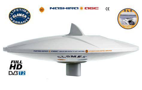 nashira agc v9112agc glomex marine antennas usa corp