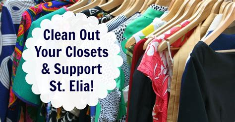 Clean Closet Consignment by Clean Out Your Closet Support St Elia St Elia The