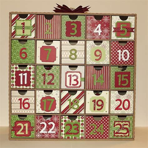 christian advent calendars to make tamra s crafty paper creations advent calendar