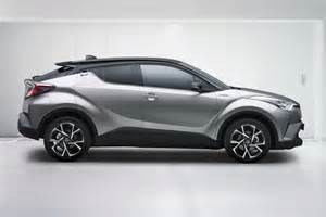 new crossover cars toyota c hr crossover revealed cars co za