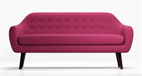 Ritchie Sofa by 3d Sofa Ritchie Purple Model