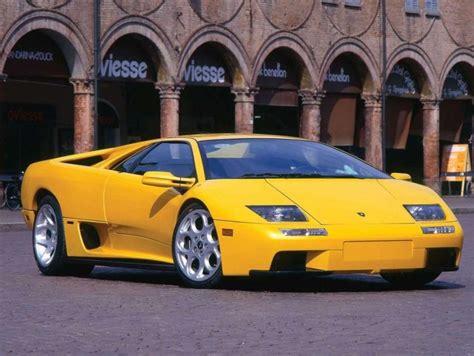 2001 Lamborghini Diablo 2001 Lamborghini Diablo 5 7 L V12 500 Hp Replaced