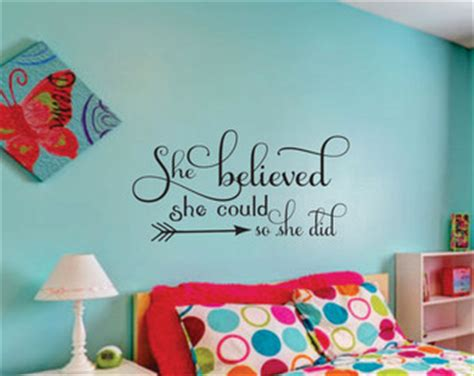 Wall Stickers For Teenagers wall decal ideas for wall decals for teenage girl