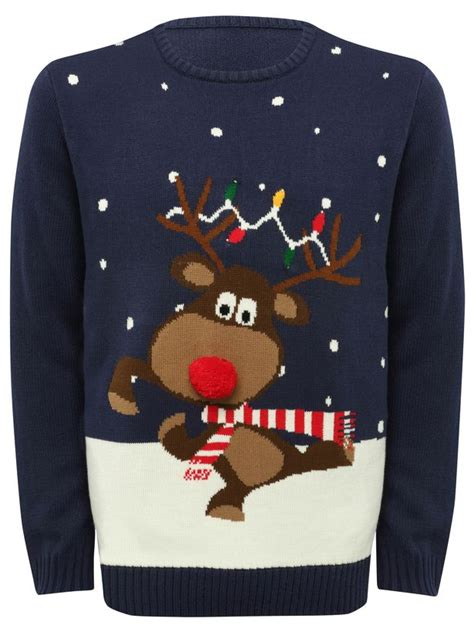 16 christmas jumpers for men that will get you in the