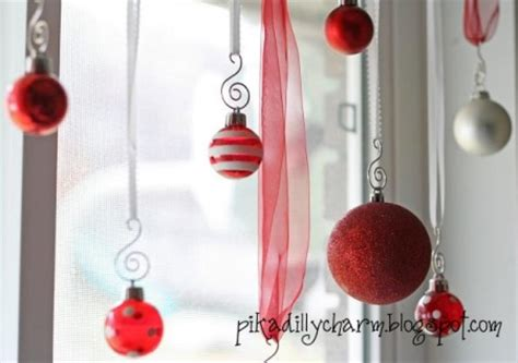 hanging ornaments in window easy decorations u pack