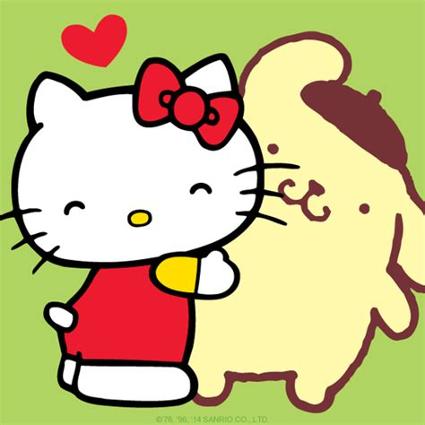 wallpaper hello kitty and friends hello kitty images hello kitty and friends wallpaper and