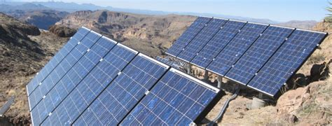 remote and grid solar power systems and storage ameresco - Solar Panels Highway 321