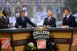 Espn s college gameday heading back to seattle for uw usc