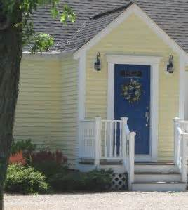 yellow house with blue door 1000 ideas about yellow house exterior on pinterest