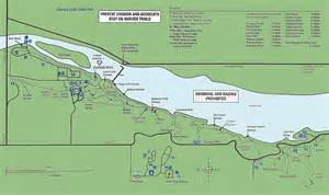Starved Rock State Park Map by Footnotes To Chicago History Cook County Illinois