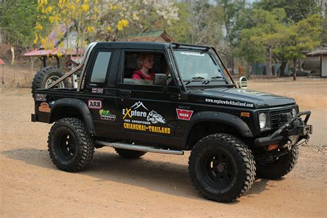 Jeep Thailand Our Vehicles Explore 4x4 Offroad Chiang Mai Thailand