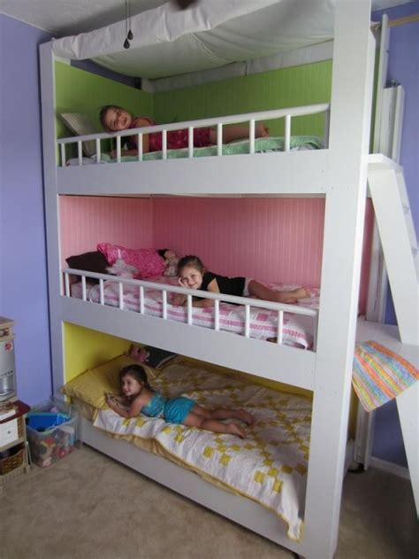 cool bunk beds 31 cool and practical bunk beds for more than two kids