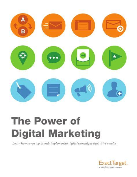 The Power Of Digital Marketing the power of digital marketing