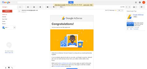 adsense usa google adsense account
