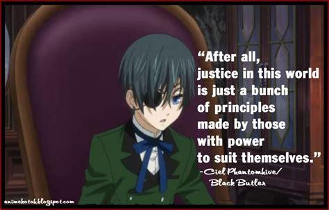 black butler quotes black butler ciel quotes quotesgram