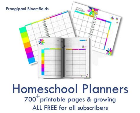 homeschool lesson plan free 22 best images about homeschool planner by frangipani