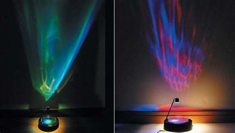 Led Light Projector by Japan Trend Shop Aurorarium Light Projector By Gakken