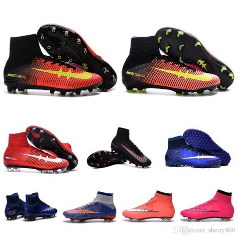 Soccer Specs Original 2 2017 cheap original youth soccer cleats superfly v boy soccer shoes leather cr7