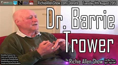 Barrie Detox Number royal navy microwave weapons researcher barrie trower says