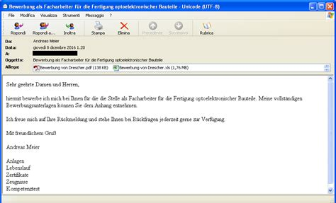 Email Bewerbung Spam News Malware Hoax Tg Soft Software House