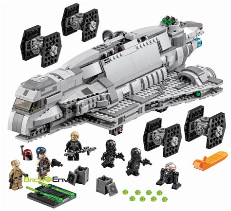 Lego 75106 Starwars Imperial Assault Carrier 2015 lego wars 75106 imperial assault carrier misb new sealed ebay