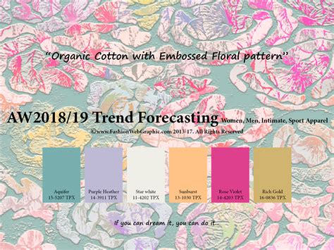 judith ng aw2018 2019 trend forecasting judith ng aw2018 2019 trend forecasting