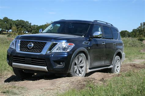 Nissan Suv Trucks 2017 nissan armada named suv of picture 691863