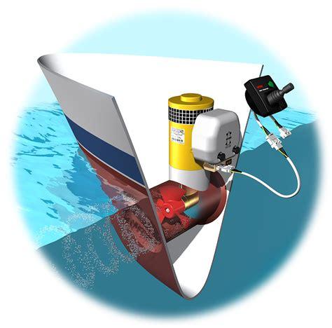 boegschroef inbouwen onze werkwijze - Boegschroef Polyester Boot